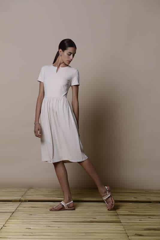 Nilo White Dress